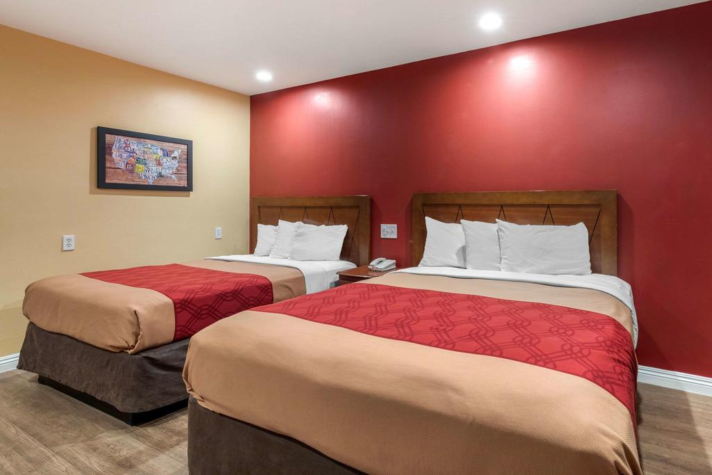 Rodeway Inn Carson - Double Beds Room-2