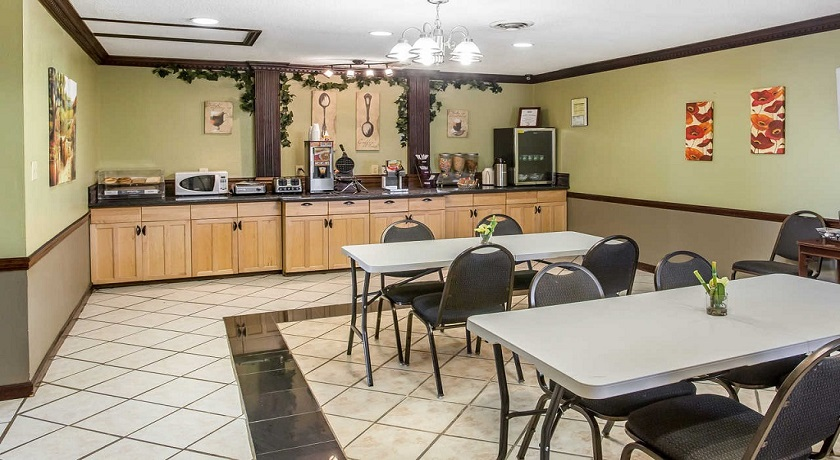Rodeway Inn & Suites Smyrna - Breakfast Area-2