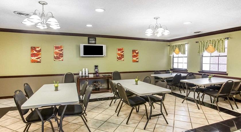 Rodeway Inn & Suites Smyrna - Breakfast Area-1