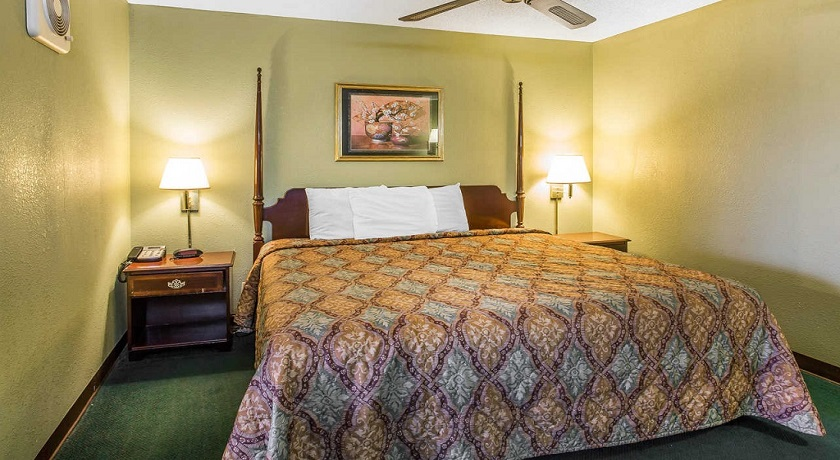 Rodeway Inn & Suites Smyrna - Single Bed-5
