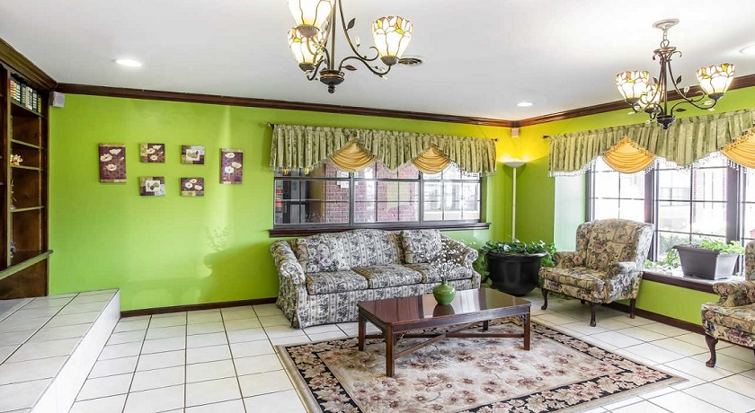 Rodeway Inn & Suites Smyrna - Lobby-1