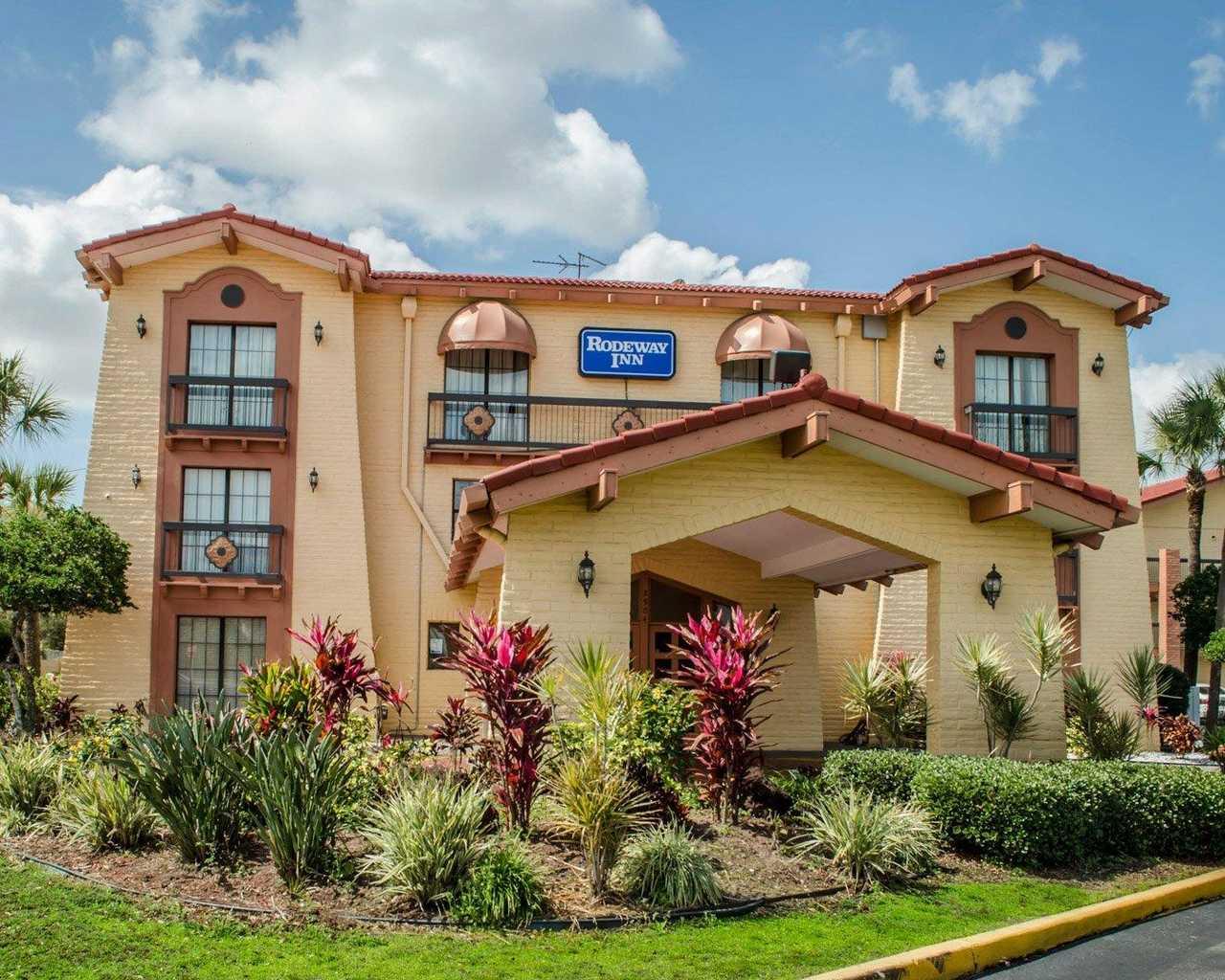 Rodeway Inn & Suites Tampa - Exterior-2