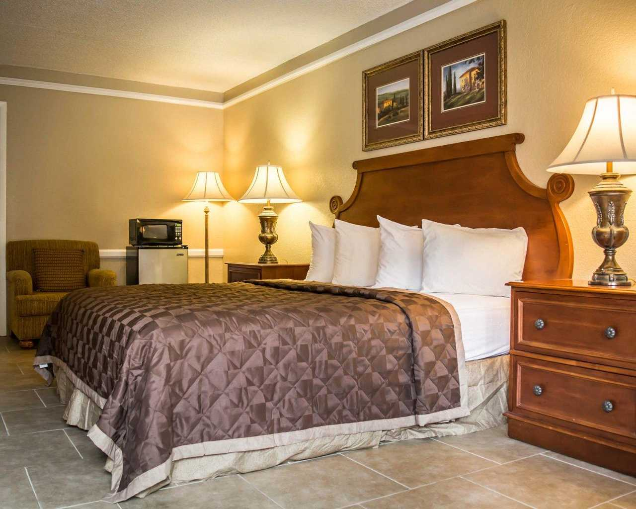 Rodeway Inn & Suites Tampa - Single Bed-1