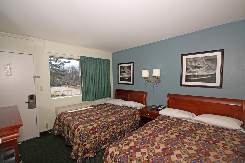 Royal Inn Charlotte Airport Hotel - Double Beds-3