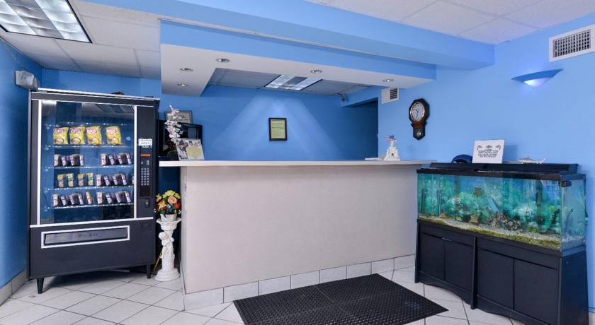 Sandcastle Inn Tybee Island - Lobby