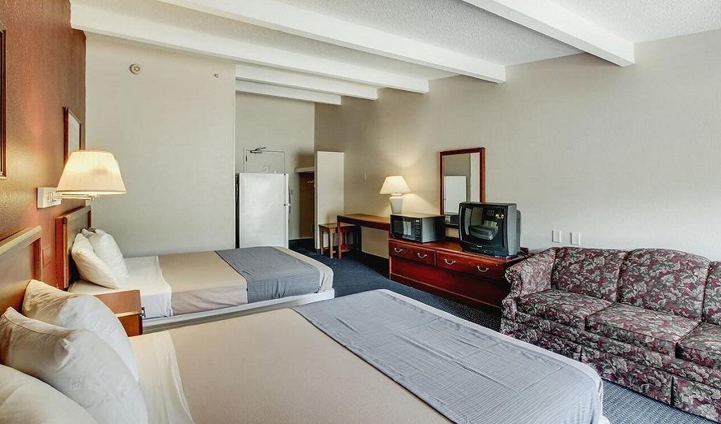 Scottish Inn Whippany - Double Beds Room-1