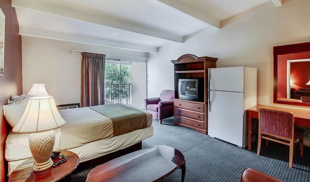 Scottish Inn Whippany - Single Bed Room-3