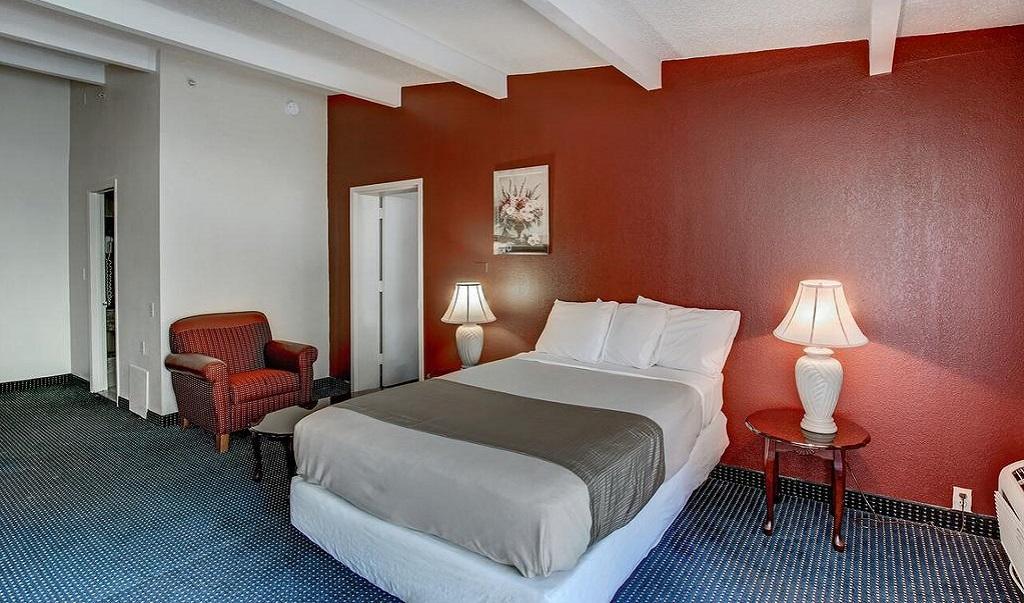 Scottish Inn Whippany - Single Bed Room-5