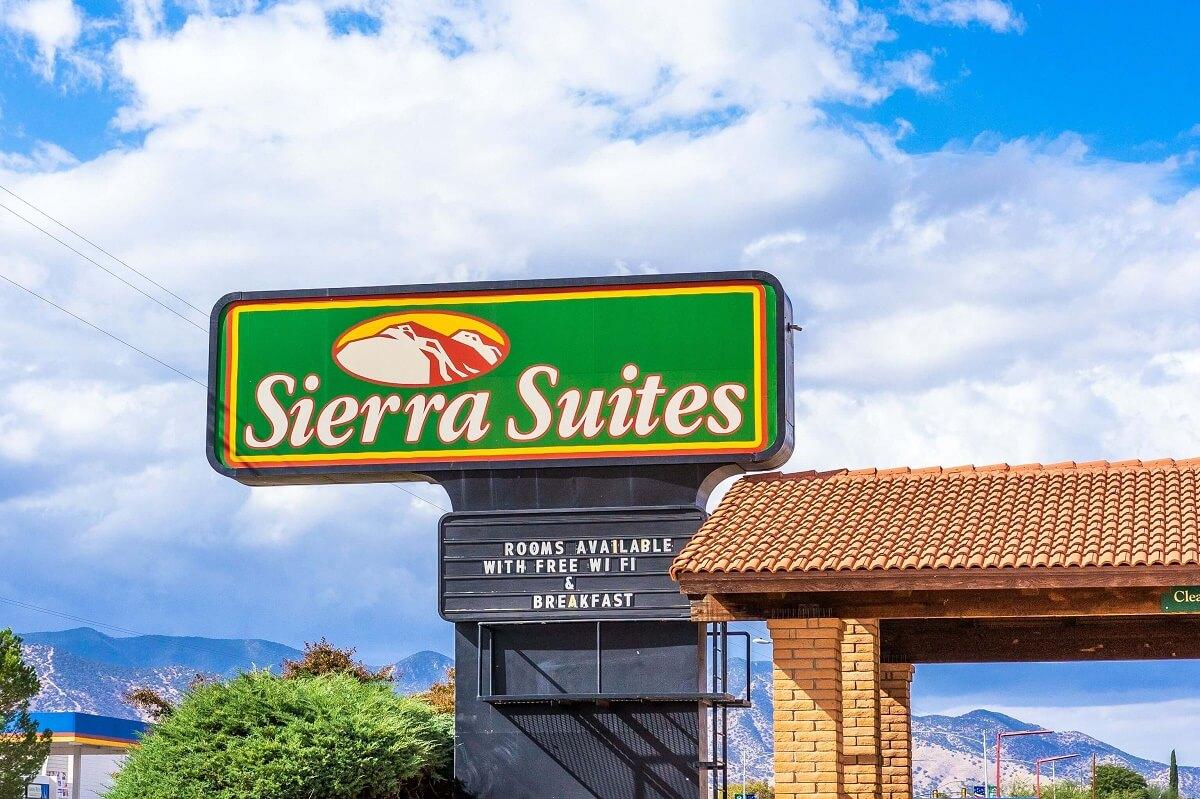 Sierra Suites - Exterior-7