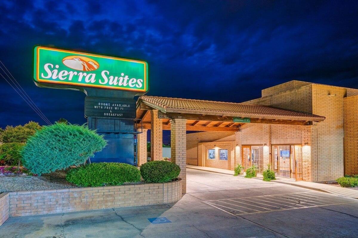 Sierra Suites - Exterior-2