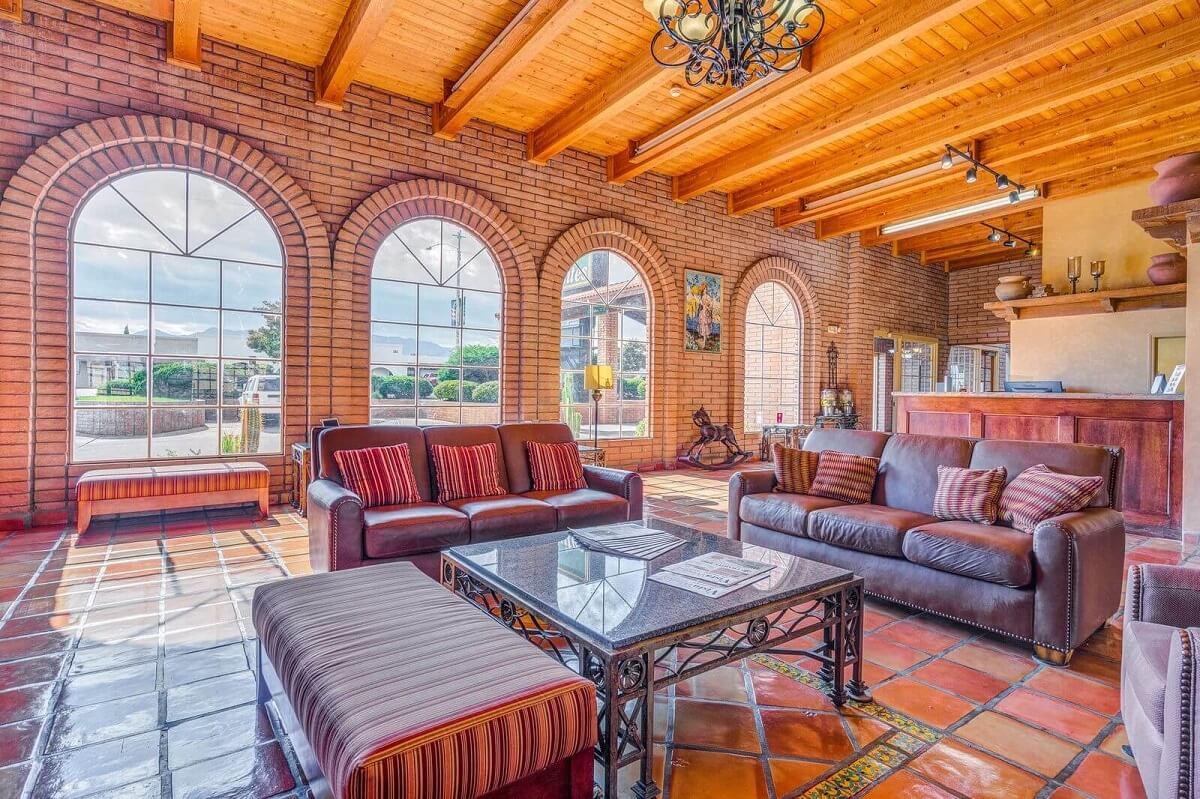 Sierra Suites - Lobby Area-9