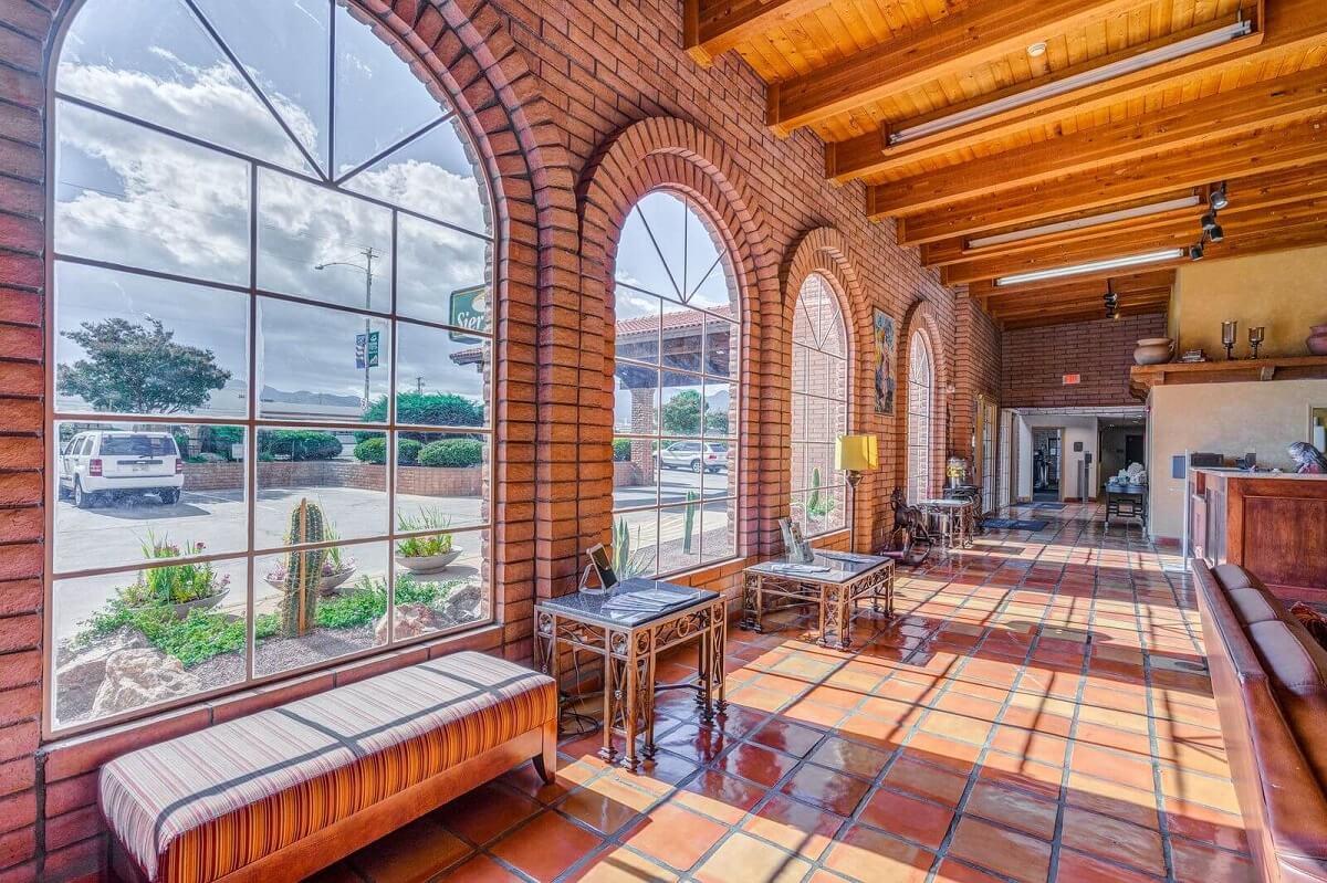 Sierra Suites - Lobby Area-4