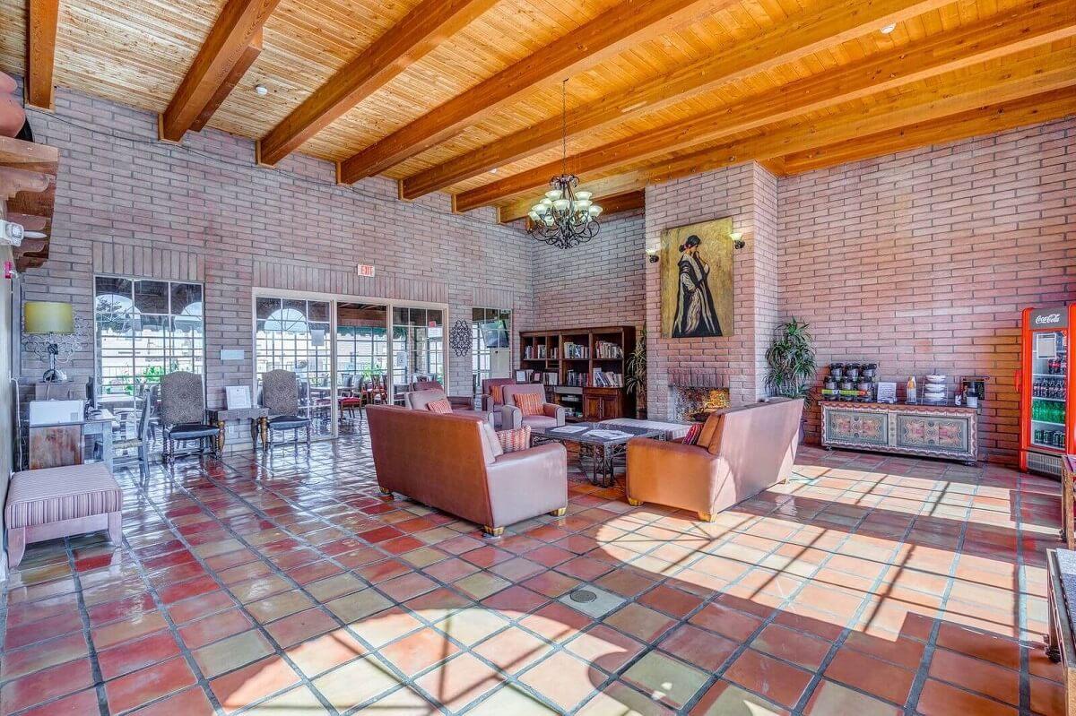 Sierra Suites - Lobby Area-5