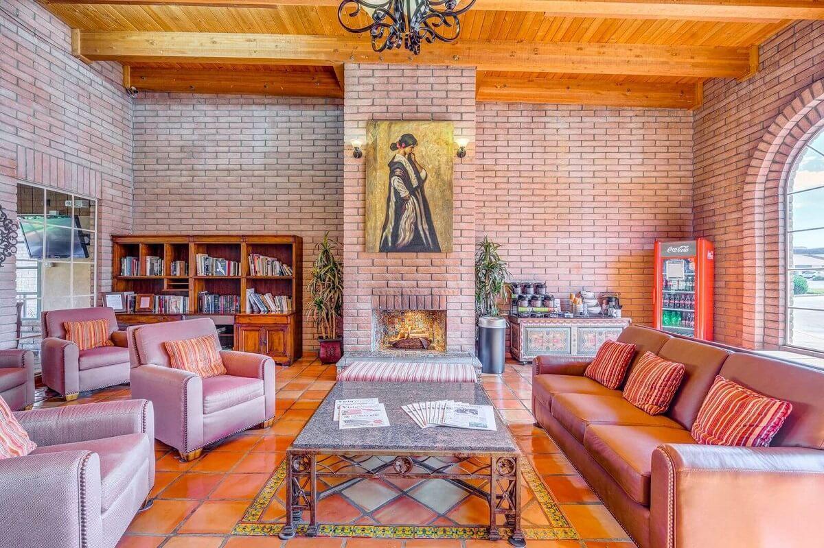 Sierra Suites - Lobby Area-6