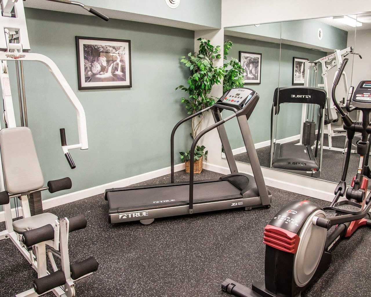 Sleep Inn & Suites Davenport - Fitness Facility