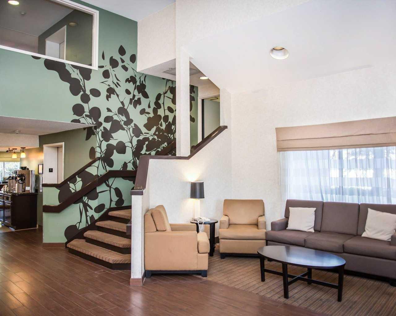 Sleep Inn University Place - Lobby-1