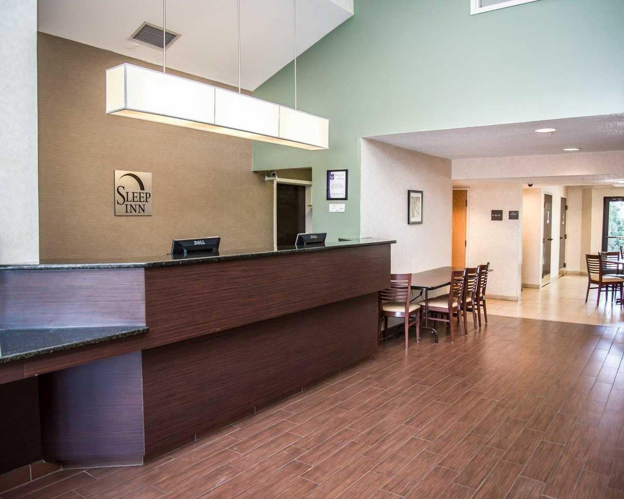 Sleep Inn University Place - Lobby-2