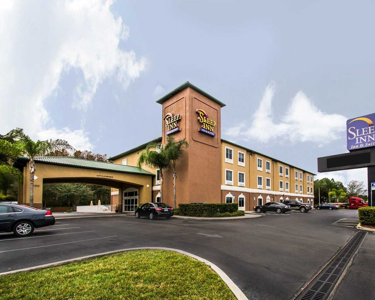 Sleep Inn Orlando Airport - Exterior
