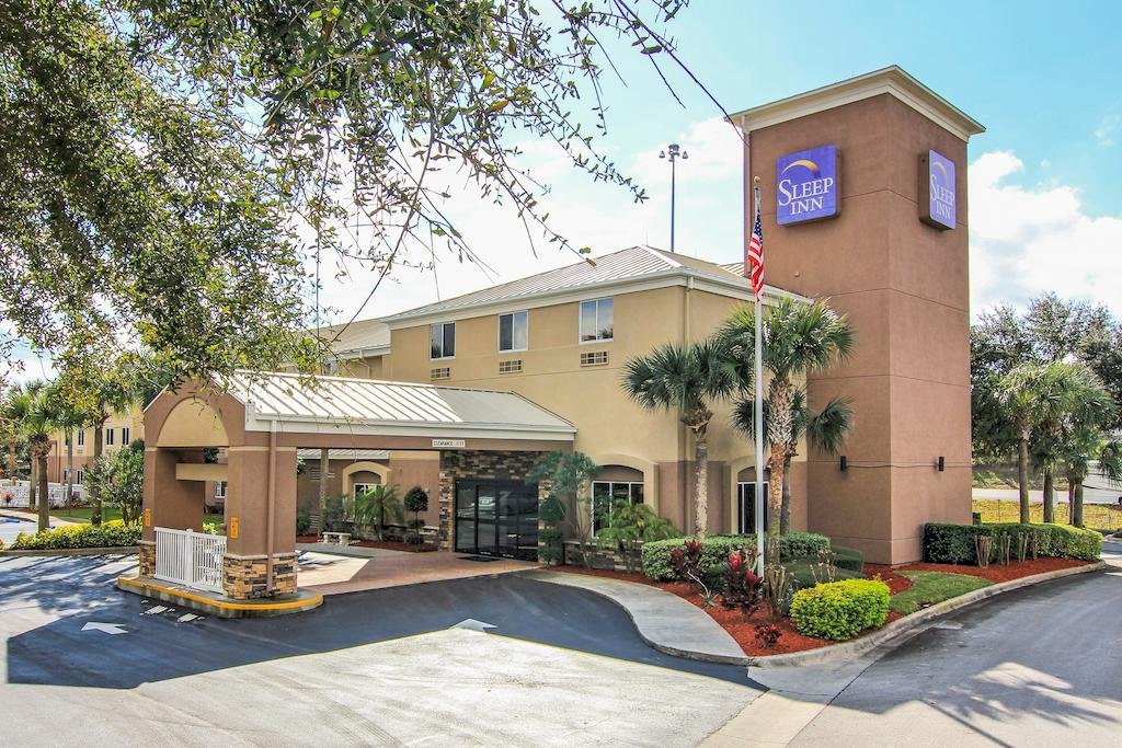 Sleep Inn Ormond Beach - Exterior-2