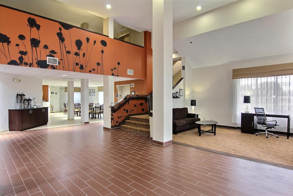 Sleep Inn Ormond Beach - Lobby-2