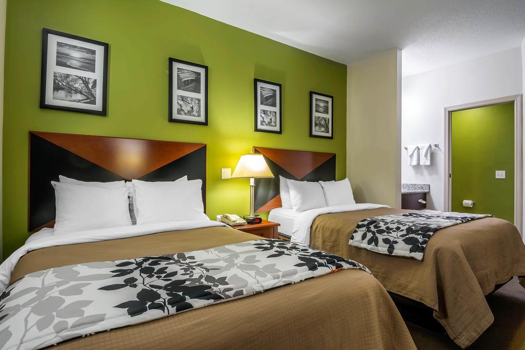 Sleep Inn Hotel Peachtree City Georgia Near Atlanta Motor