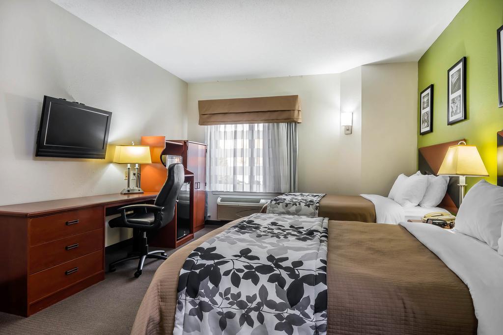 Sleep Inn Peachtree City - Double Beds-1