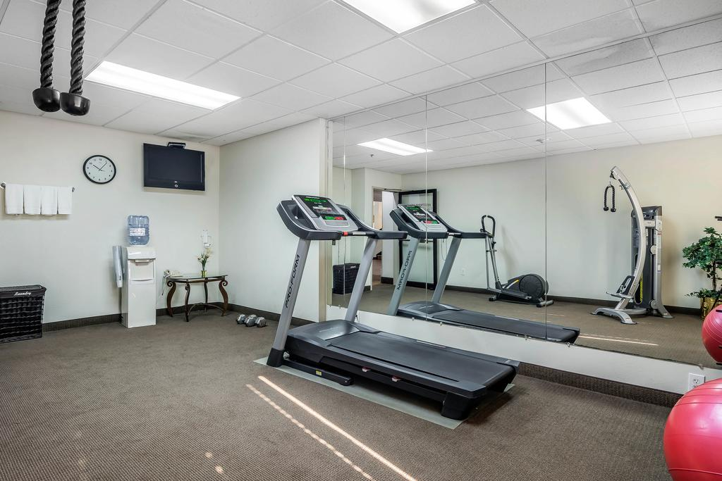 Sleep Inn Peachtree City - Fitness Facility
