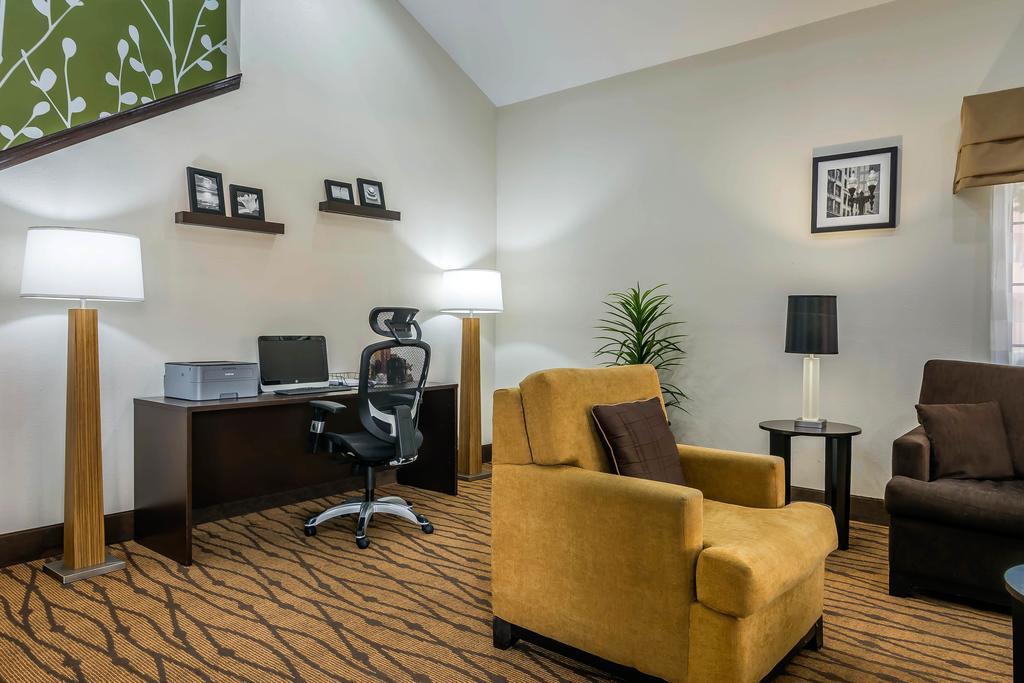 Sleep Inn Peachtree City - Lobby Lounge