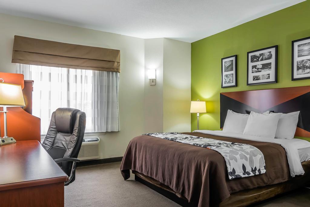 Sleep Inn Peachtree City - Single Bed-2