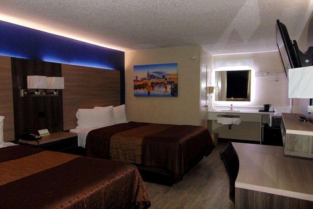 Somatel Nashville Airport - Double Beds Room-3