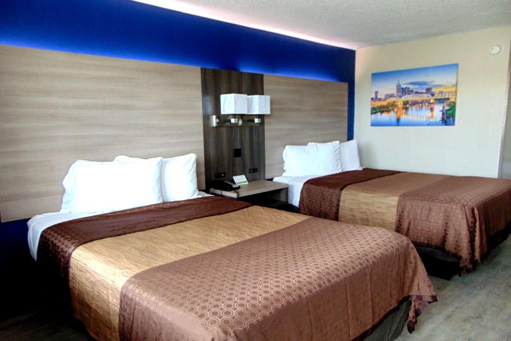 Somatel Nashville Airport - Double Beds Room-1