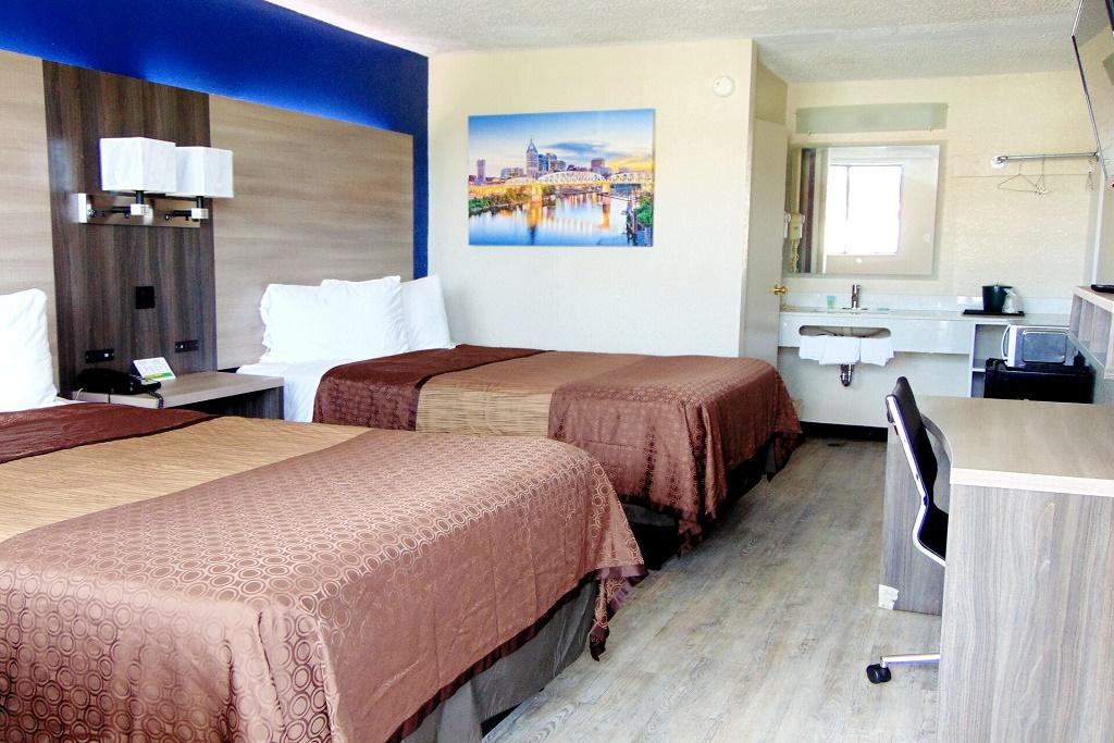 Somatel Nashville Airport - Double Beds Room-2