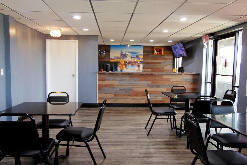 Somatel Nashville Airport - Lobby Area-1