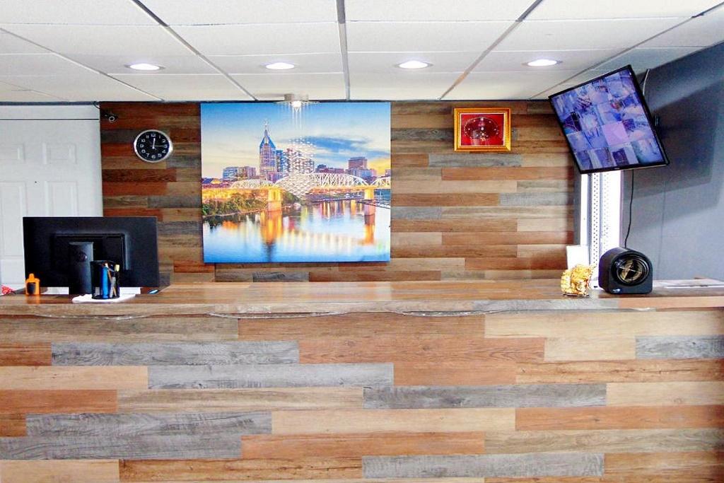 Somatel Nashville Airport - Lobby Area-2