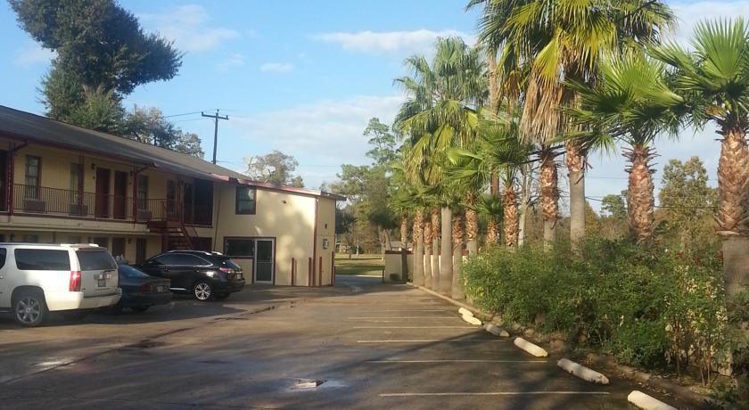 Southmore Boulevard Motel - Exterio2