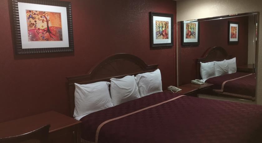 Southmore Boulevard Motel - Single Bed-3