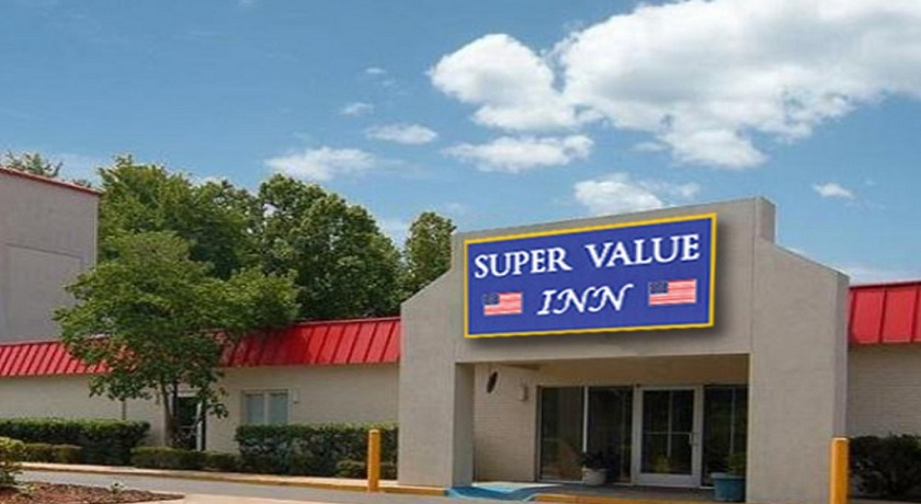 Super Value Inn Fredericksburg - Exterior-1