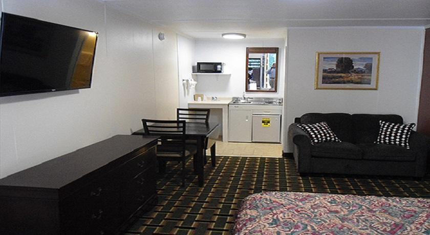 Super Value Inn Fredericksburg - Single Bed