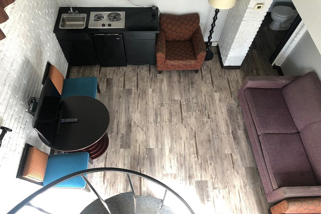 Tarpon Inn - Single Bed Room-6