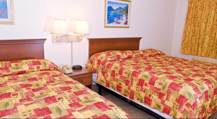Texas Inn and Suites Rio Grande Valley - Double Beds-2