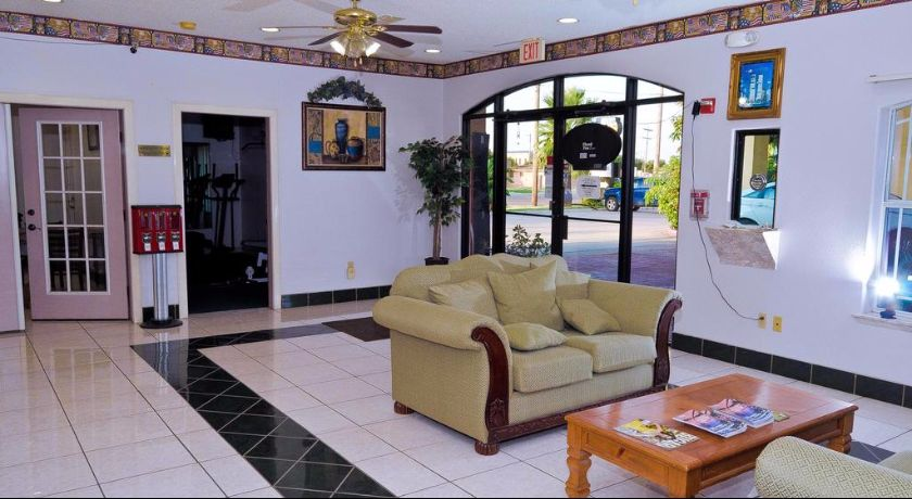 Texas Inn and Suites Rio Grande Valley - Lobby-1