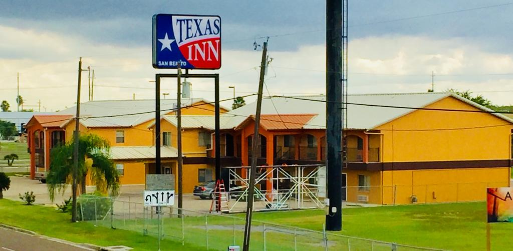 Texas Inn and Suites San Benito - Exterior