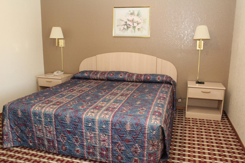Texas Inn and Suites San Benito - Single Bed Room (King)