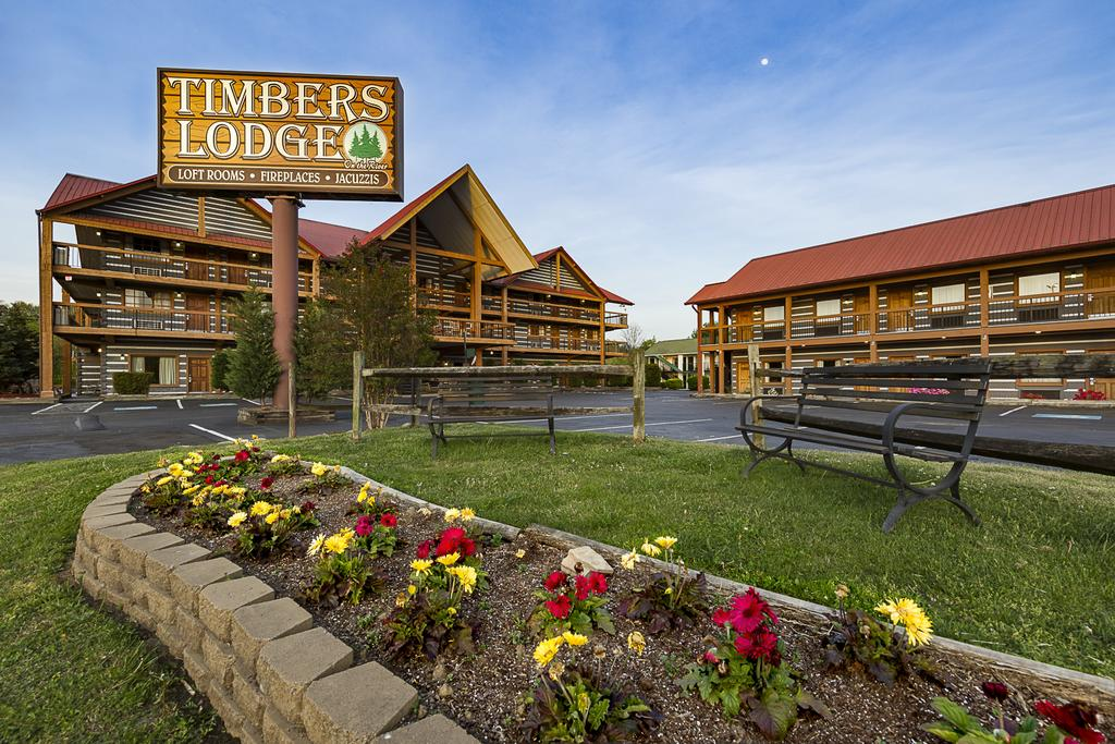 Timbers Lodge Pigeon Forge - Exterior-1