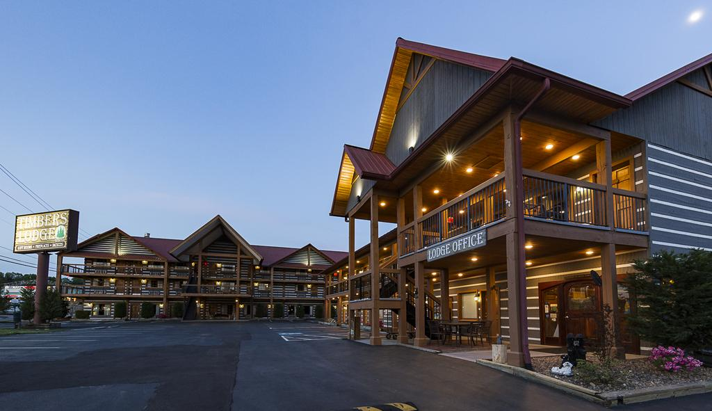 Timbers Lodge Pigeon Forge - Exterior-2