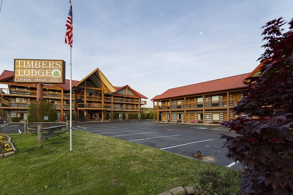 Timbers Lodge Pigeon Forge - Exterior-4