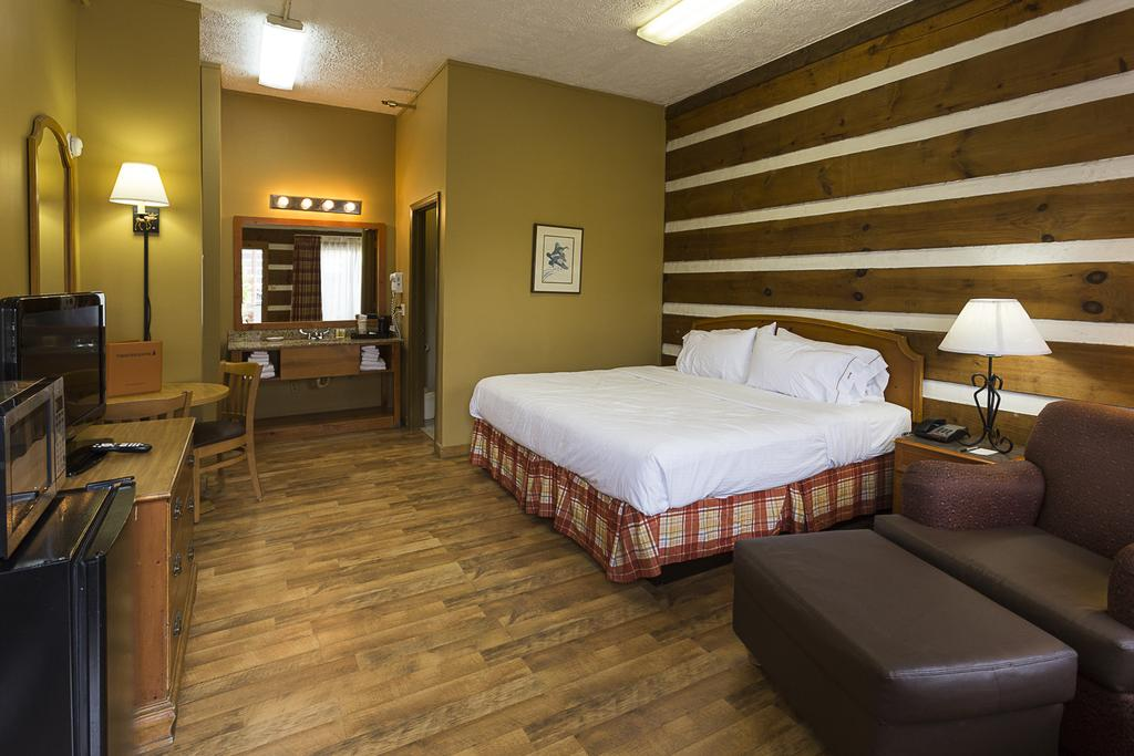 Timbers Lodge Pigeon Forge - Single Bed-4