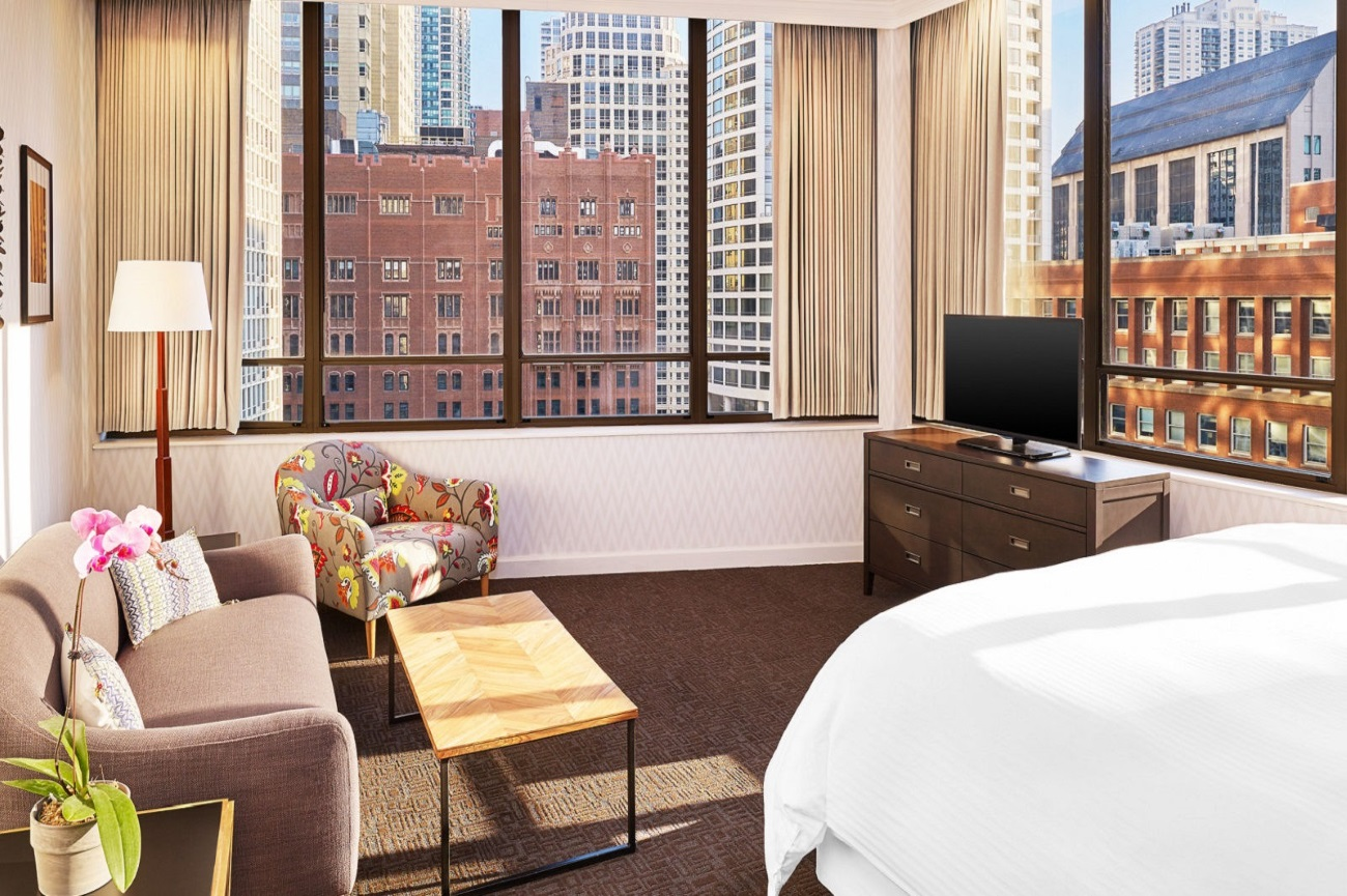 Tremont Chicago Hotel - Chestnut Penthouse Suite