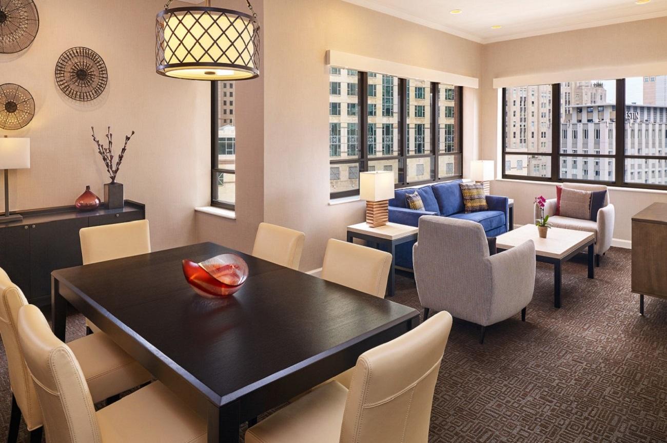 Tremont Chicago Hotel -Deleware Penthouse Suite