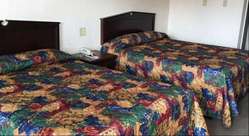 University Lodge Motel - Double Beds